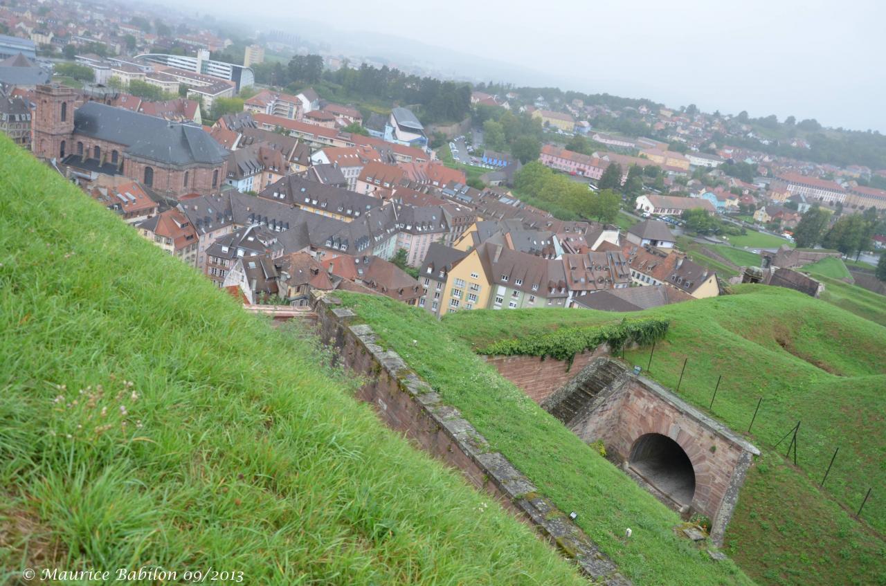 Visite de la Citadelle de Belfort