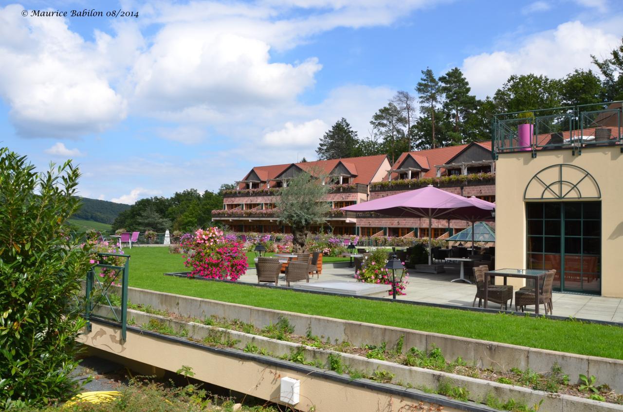 Hotel **** SPA Les Violettes a Thierenbach - Soultz