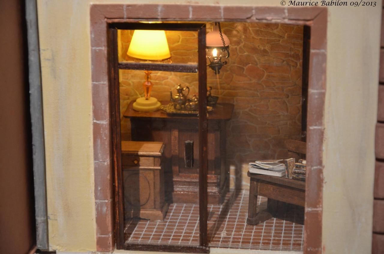 Visite de la Citadelle de Belfort . Le musée