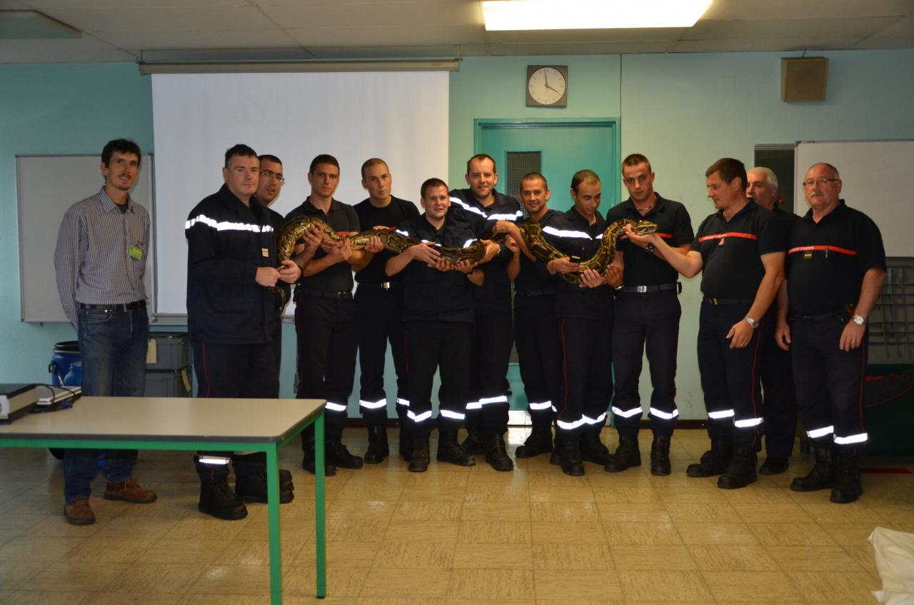 031 Formation NAC's du 12.09.2012 SDIS de Mulhouse