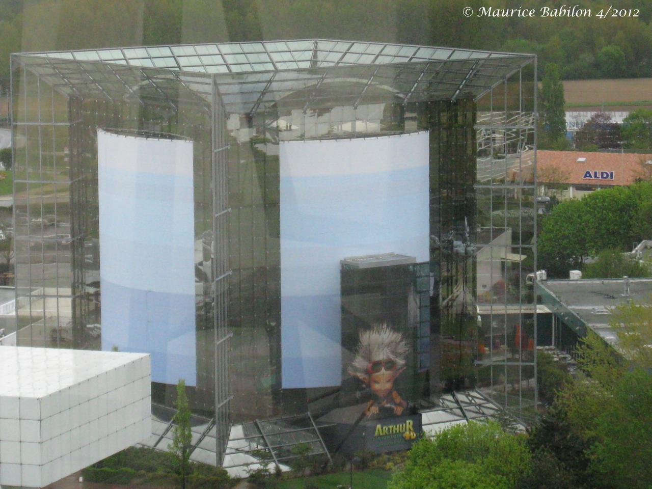 Parc du Futuroscope à Potiers