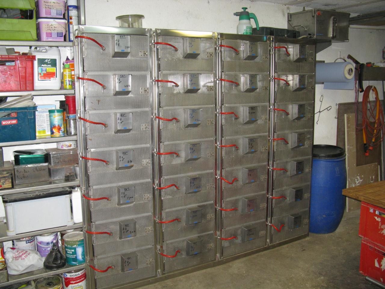 Mon * RATHOME * , structure d' élevage pour rongeurs
