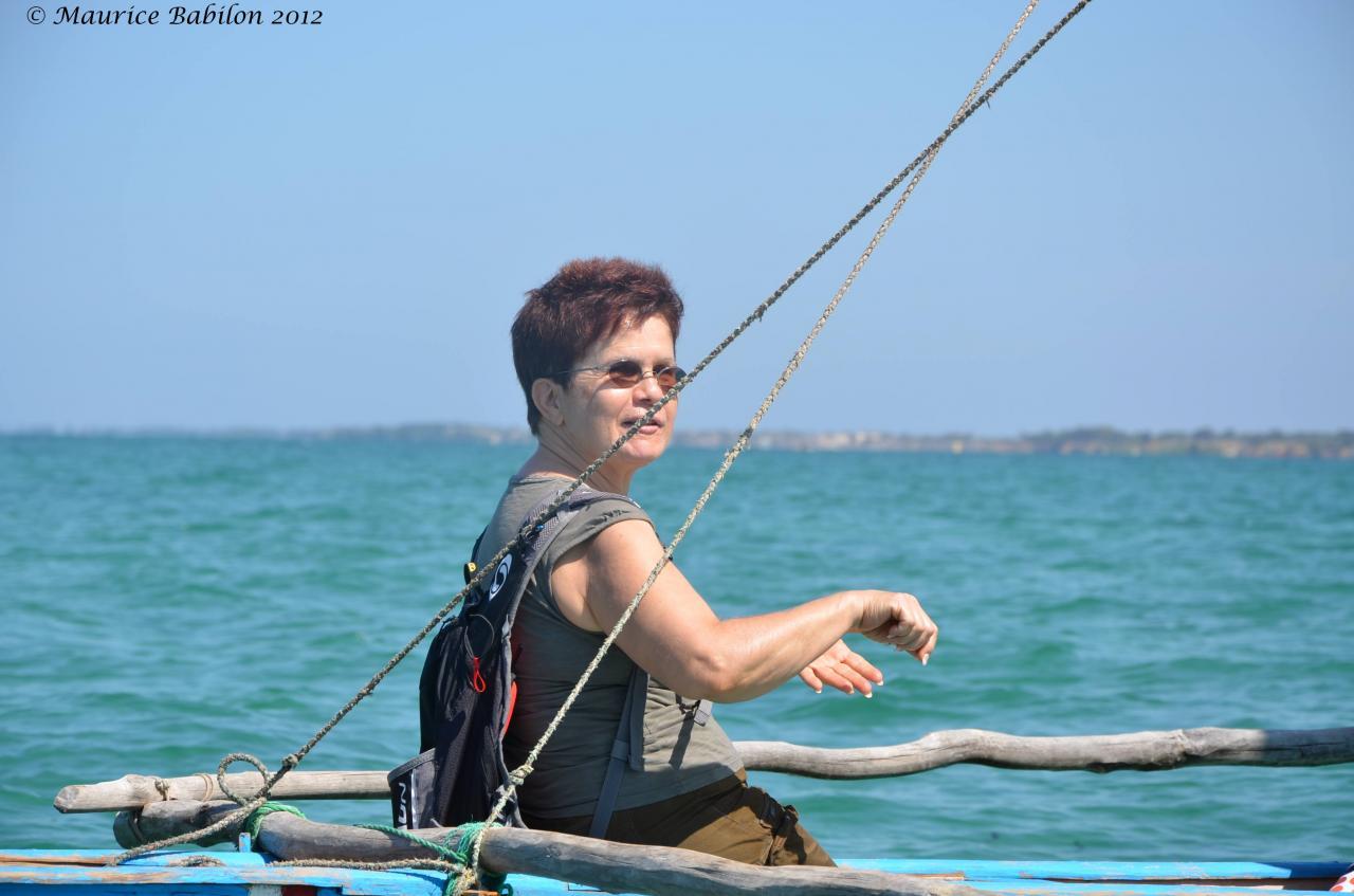 Sortie en mer , région d' Ifaty