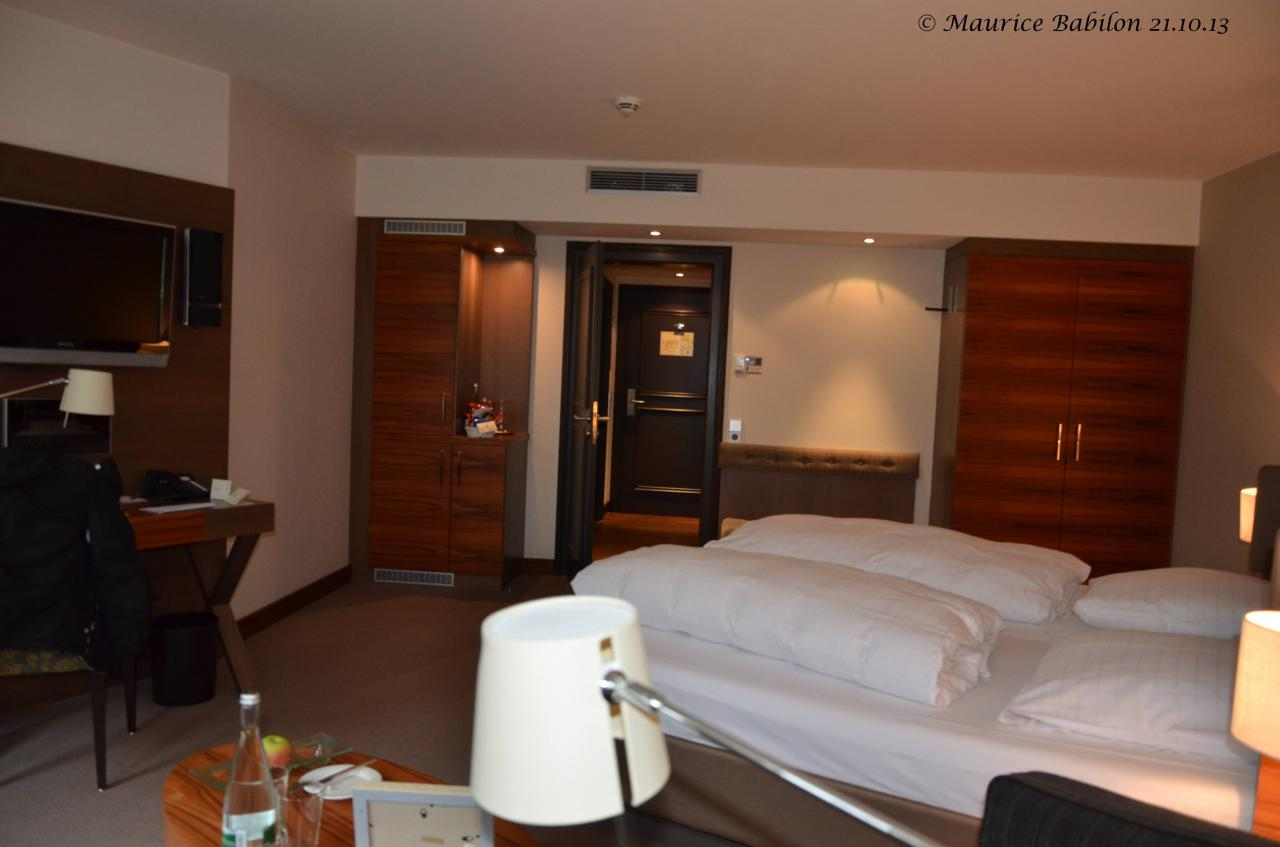 Séjour dans notre suite ****au SPA Ritter à Durbach en Allemagne