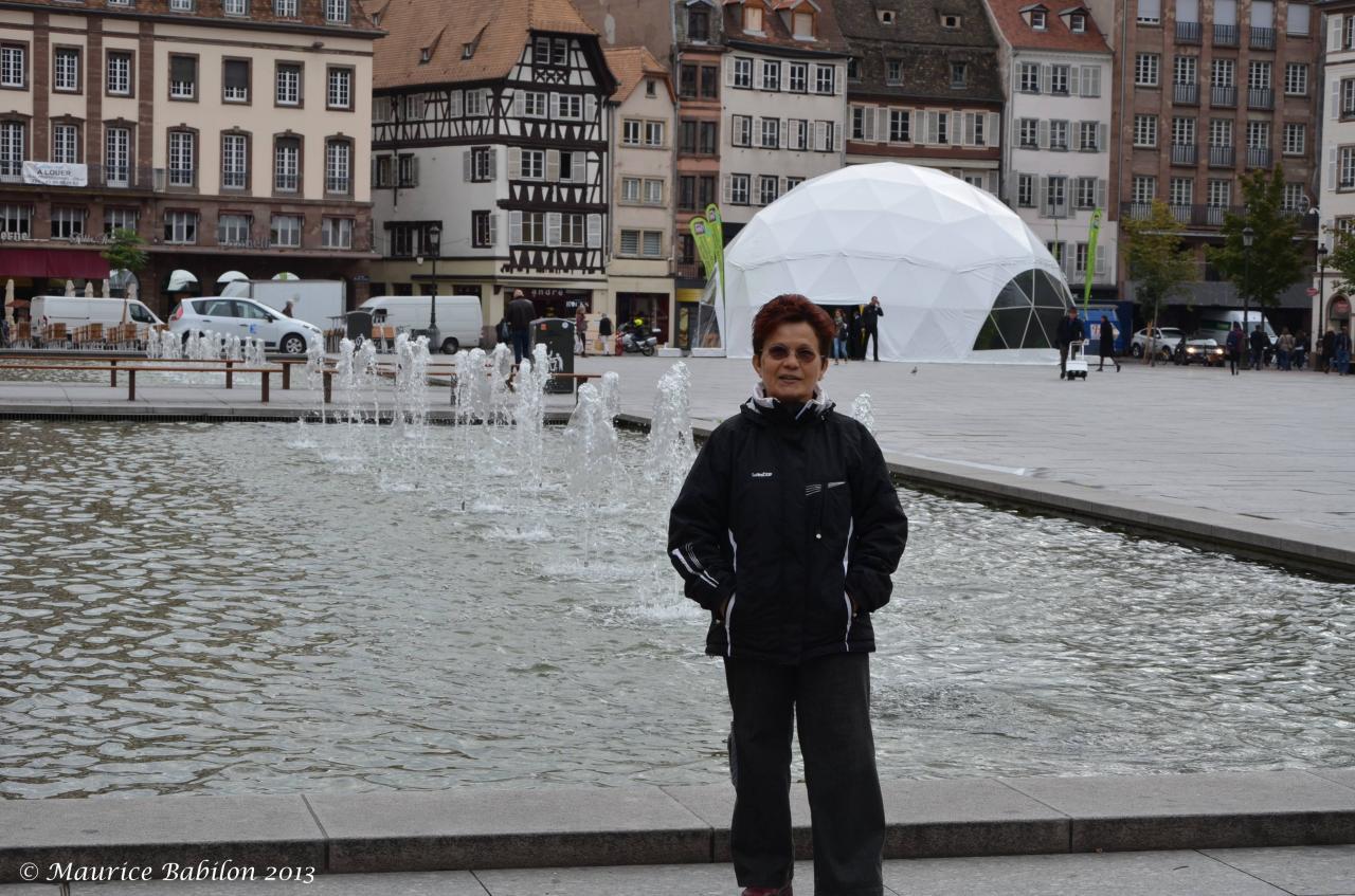 Strasbourg 2013