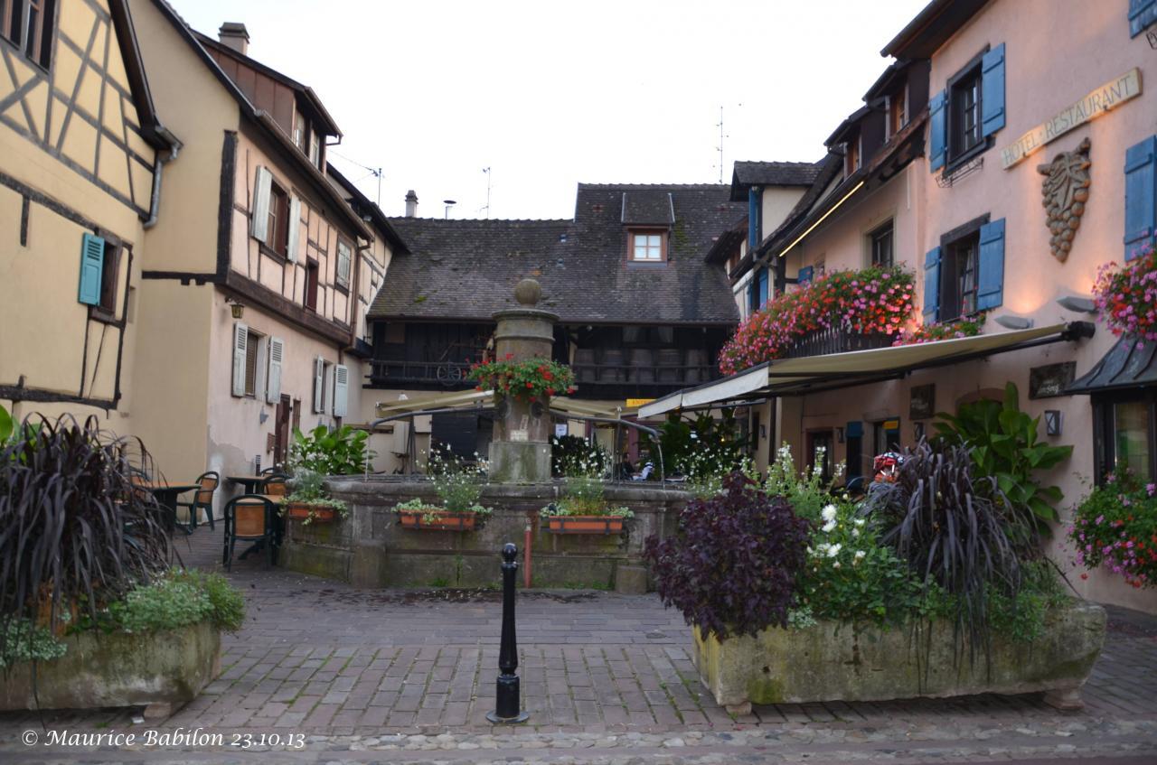 L'Alsace , notre superbe région
