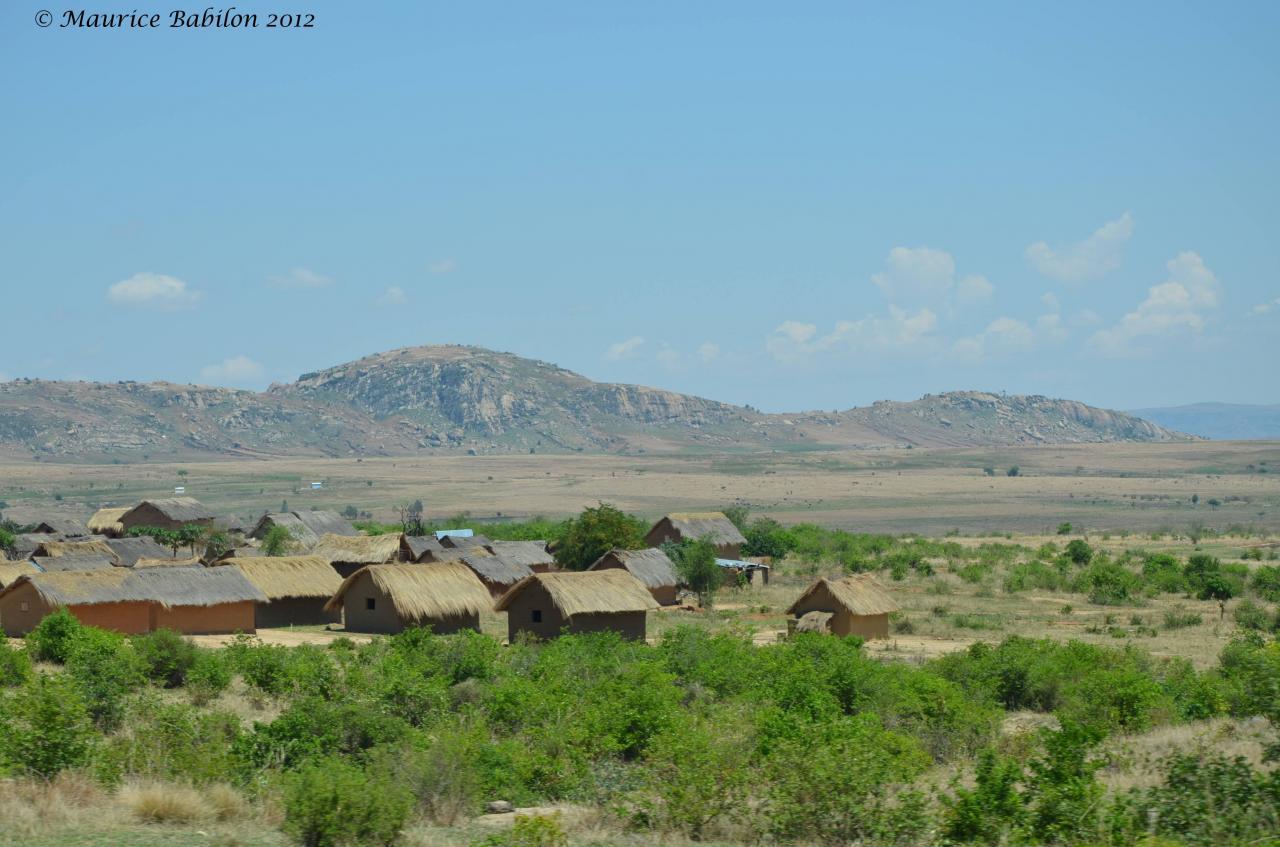Plaine de Horombe