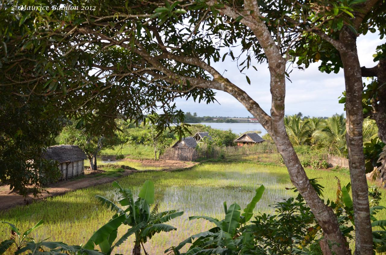 Sud-est de Madagascar