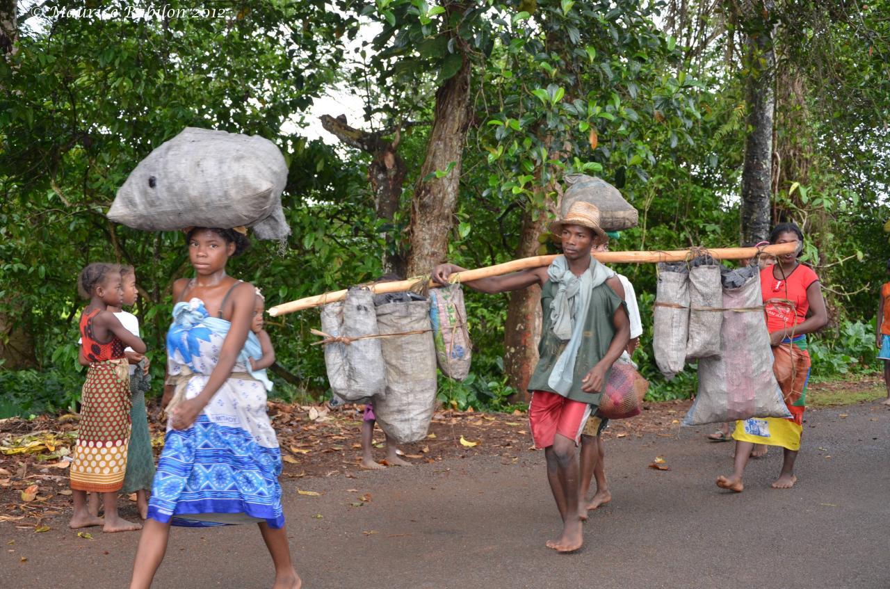 Région de Ivato , direction  Antananarivo
