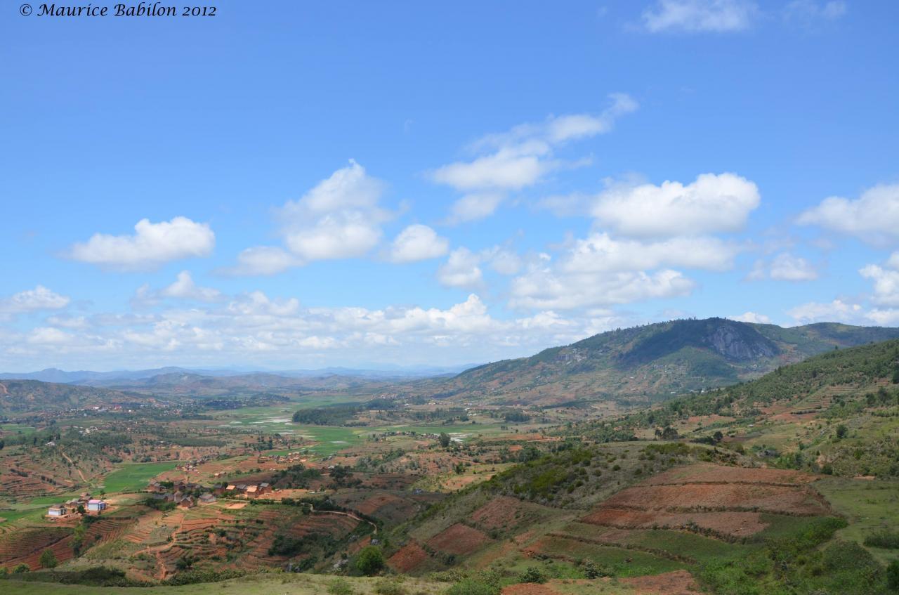 En route vers Ambositra