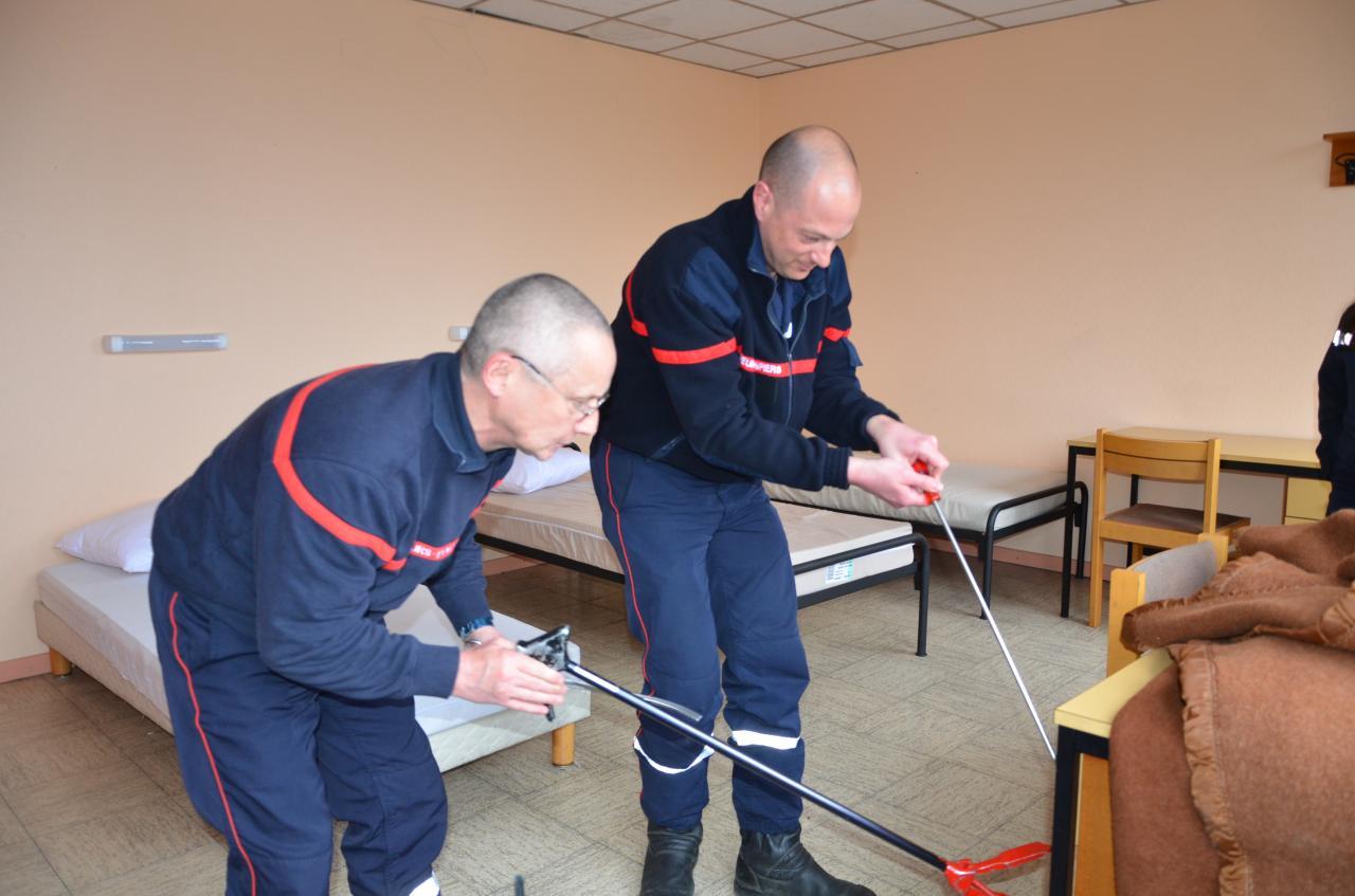 DSC_3165 Formation NAC's au SDIS de Mulhouse le 20.04.2013