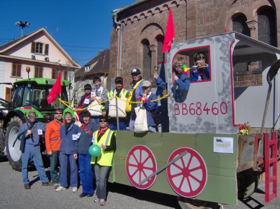 Char U-C-L Carnaval 2008