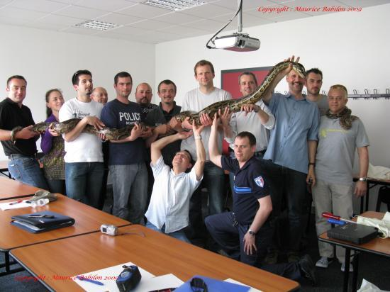 Formation Police 2009