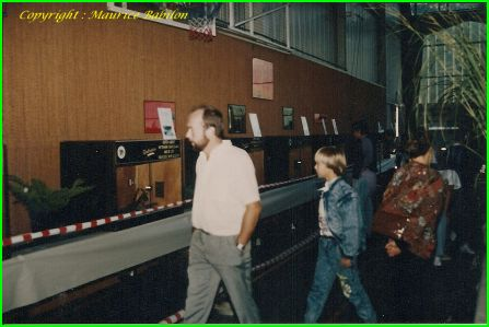 Exposition Exotic 1989 & 1990 à Lutterbach