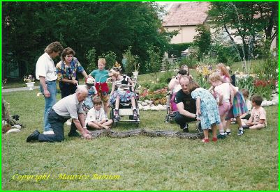 Exposition Juin 1992