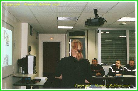 Formation CODIS du 23 Juin 2007