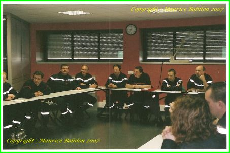 Formation CODIS 23 Juin 2007