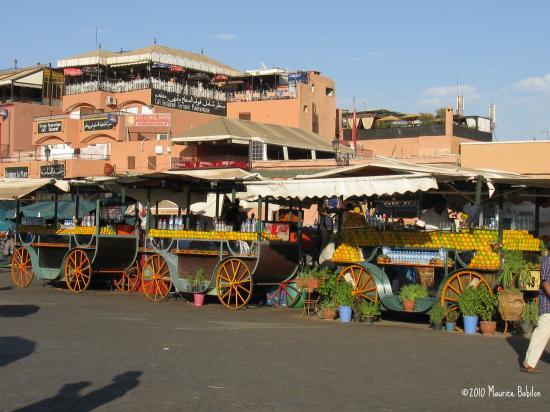 Sur les pistes du sud Marocain