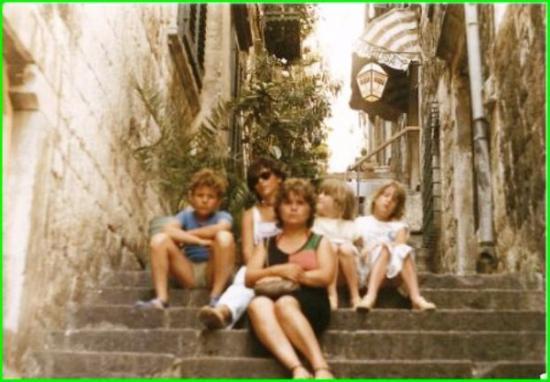 Vacances à Peljesac Croatie