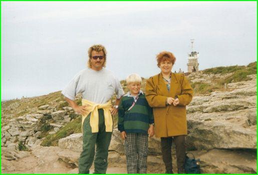 Vacances en Bretagne 1997